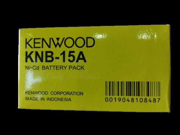 pin bộ đàm kenwood kbn 15a full box