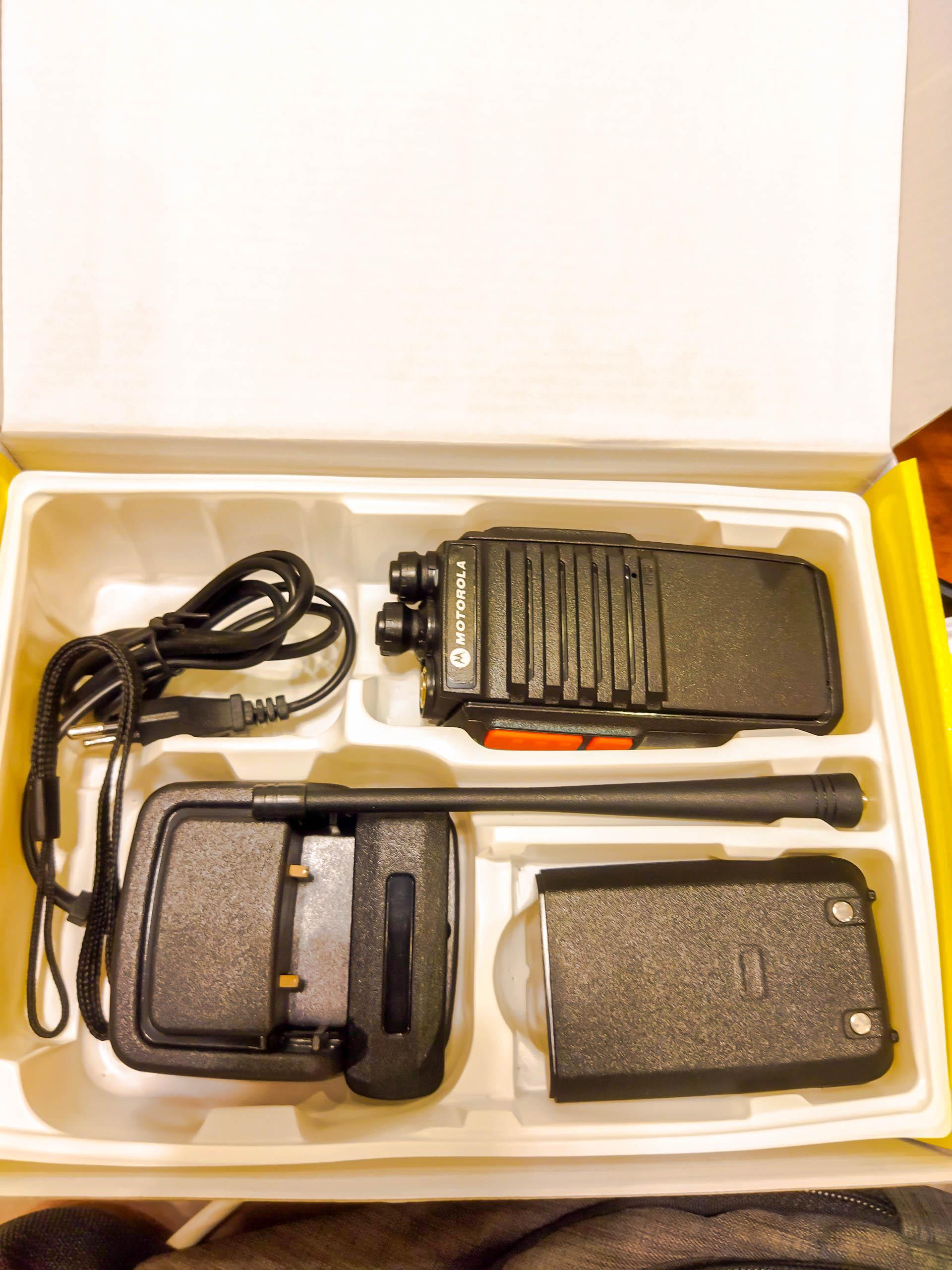 Bộ Đàm Motorola GP650